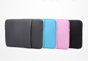 Laptop Sleeve 15 14 13 11 12.5 15.6'' for MacBook Sleeve Air Pro Retina Display iPad Soft Case Cover Bag for Apple Notebook with Pocket