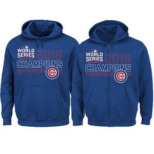 New 2016 World Series Champion Chicago Cubs Graphic Hoodie Tops Mens Hoody Jumper