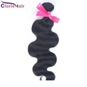 """3.5Oz pcs Peruvian Virgin Body Wave Hair Weave 1 Bundle Bouncy ondulado peruano Remi extensiones de cabello humano al por mayor 12 """"-28"""" Reasonab"""