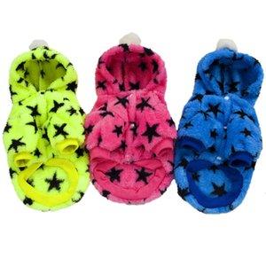 Toison Vêtements pour chien Vêtements Veste d'hiver pour chien pour les chiens animaux domestiques Vêtements pour petits chiens Costume Pet Products Cat Vêtements en gros