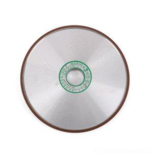 """8"""" Resin Bond Diamant-Schleifscheibe 180Grit Flachschleifscheiben Kraftdrehwerkzeug für Carbide Schleifwerkzeug 1Pc"""
