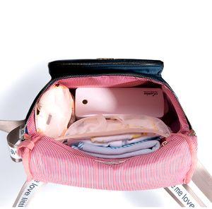 Brand Fashion Diaper Bag Nursing Bag Mummy Maternity Nappy Large Capacity Baby Bag Travel Backpack Designer for Baby Care