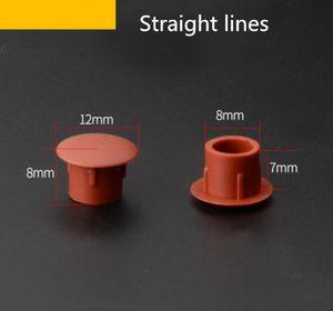 Оптово-A14 Мебель и фурнитура мебельная фурнитура аксессуары нейлона сливное отверстие крышки 5MM ногтей крышка резьбовая пробка