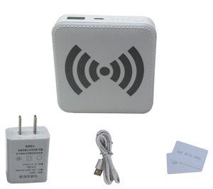 Livre PC e Android SDK MINI UHF Leitor Bluetooth escritor Tag UHF RFID Reader Card RF Leitor Captador de dados eletrônico inventário remoto