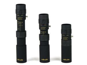مناظير الأصلية نيكولا 10-30x25 التكبير احادي العين جودة عالية تلسكوب جيب Binoculo الصيد البصرية بريزم نطاق لا ترايبود BH277