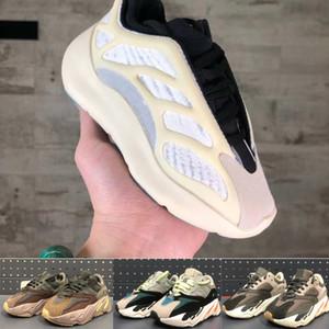 2020 Venta caliente Diseñador 700v3 Niños Zapatillas para correr Boy Girl Youth Kid Sport Sport Sneaker Tamaño 28-35