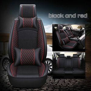 Four season general all clusive flax car mat Universal Size Automobile For Auto interior full set car seat cover