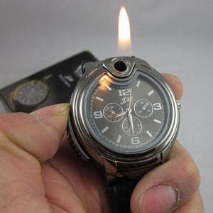 Orologi da polso al quarzo moda uomo con accendino Orologi creativi Orologi maschili Moment Watches Regali di alta qualità
