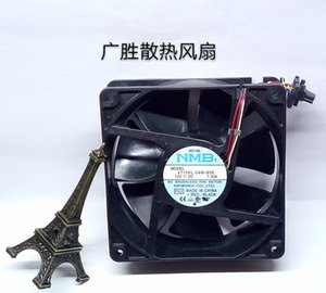 Для NMB 12038 12 В 1.3A 4715KL-04W-B56 12 см 4-проводной охлаждающий вентилятор