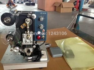 HP-241B Color Ribbon Hot Printing Machine,RCIDOS Heat ribbon printer,color ribbon hot stamping machine