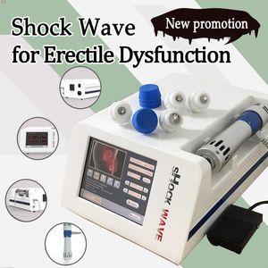 2019 Protable Gainswave Electro Shock Wave Therapy (ESWT) для эректильной дисфункции (ED) с низкой интенсивностью энергии 5-30MJ