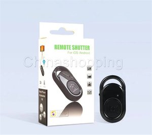 ios için Bluetooth Uzaktan Kumanda Düğmesi Kablosuz Kumanda Zamanlayıcı Kamera Çubuk Deklanşör Telefon Monopod Selfie'nin