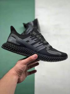 2019 Nouveaux Futurecraft 4D 0 ° C / 32 ° formateurs Imprimer Imprimer tricotée Chaussures de course AlphaEdge 4D LTD Designer Shoe Platform Jogging Sneaker
