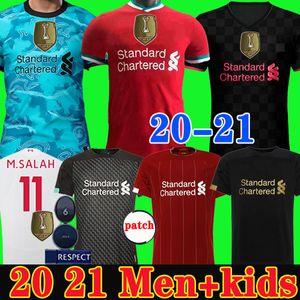 Fußball Trikots Liverpool soccer jersey LVP New Mohamed 2019 2020 2021 M. Salah 19 20 21 VIRGIL MANE FIRMINO KEITA MILNER Mohamed Torwart Herren + Kinder Trikot