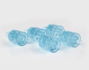 5 Pins Мезотерапия Gun Картриджи Совет мезо Gun Инжектор Иглы для EZ Рука Удержание Injector машина кожи Забелите фейслифтинг