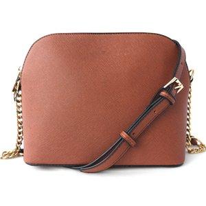 Marke Cross PU Leder Michael Handtaschen Frauen tragbare Schultertasche Shell Pack