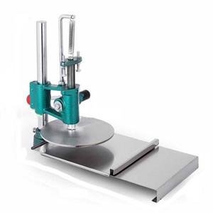 Manuelle Teig-Presse-Maschine Dough Roller Sheeter Pizzateig-Presse-Maschine