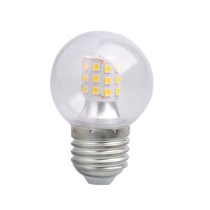 Трехцветная трансформация G45 Dimmable Edison Style Antique LED Light Bulb 3000k 6000K 4000K теплые белые лампы E27 110V~240V