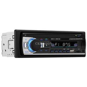 20PCS / 많은 자동차 라디오 슈퍼 JSD-530 USB 충전 Autoradio 12V 오디오 1DIN 스테레오 플레이어 전화 블루투스 / AUX-IN / MP3 / ISO