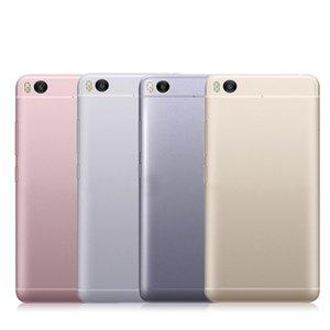 per Xiaomi Mi 5S Coperchio posteriore della batteria Alloggiamento porta posteriore + Chiave laterale per xiaomi mi 5S Pezzi di ricambio per la riparazione