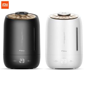 Xiaomi Mijia Deerma Air Accueil Ultrasonic Humidifier tactile Version Air purifiant Air conditionné Les chambres Bureau des ménages D5 Y200111