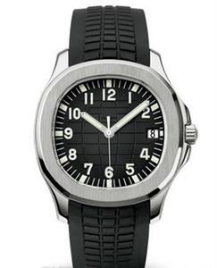 40 milímetros azul desenhador impermeável marrom preto pulseira de borracha de luxo relógio dos esportes da forma militar Quartz Mens Relógios Masculino 5167A-001 5168G-001