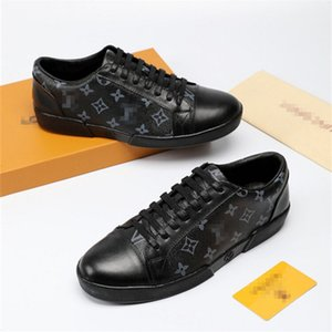 Italy High quality Hot new brands Casual Shoes men shoes leisure Shells shoes Leather fashion outdoor Sneakers