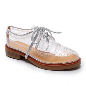 hochwertige europäische stil marke schuhe berühmte britische weibliche sandalen designer hat tag weibliche hausschuhe damenmode flache kleid schuhe