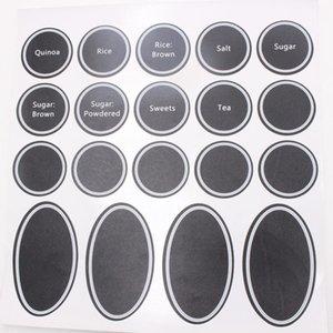 320+ Reusable Chalkboard For Pantry Mason Jars Printed Stickers Labels For Wine Bottle Seasoning Bottle Sticker Pen Spice Jars Other Home De