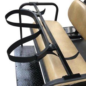 Universale Golf Bag supporto della staffa Allegato Carrello Rear Seat EZGO Club Car Yamaha