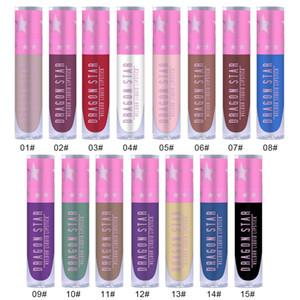 Lip Gloss liquido rossetto labbro di trucco impermeabile lungo lustro 3 COSMETICI all'ingrosso rossetto a prova di bacio Lasting