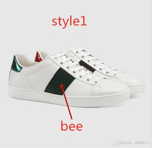 HOT SELL! designer sneakers SUMMER New small white shoes 2020 spring and summer new lady small bee casual shoes mens designer shoes