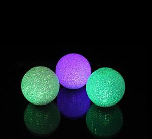 도매 미니 수정 구슬 모양 색상 변경 나이트 라이트 웨딩 파티 장식 LED 램프 밤 빛 SN4057