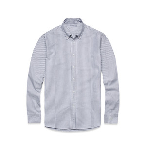 lauren ralph polo Ralph lauren Yeni ilkbahar ve sonbahar erkekler yüksek kalitede iş moda klasik tişört erkek Oxford kumaş nakış yeni