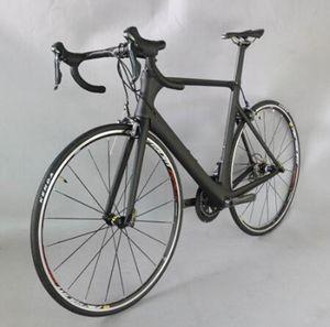 Tantan Fabrik 700C Carbon-Faser-Straßen-Fahrrad-Fahrrad-Carbon-Komplett Radfahren BICICLETTA Rennrad Shiman 4700 20 Drehzahl Bicicleta