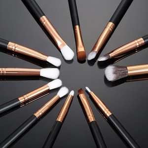 Professional 12pcs Makeup Brushes Set Foundation Powder Eyeshadow Lip Makeup Brush Cosmetic Makeup Tool
