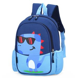 New Dinosaur Backpack Kindergarten School Bag Cute Cartoon Cool Girls Boys Bags Waterproof Casual Travel Bag
