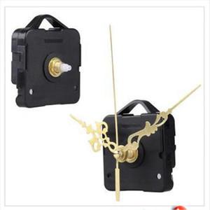Craft or noir cadeau Horloge Montre Spindle Longueur d'arbre 13cm Horloge Accessoires Meilleur bricolage horloge à quartz Mécanisme Mouvement Kit DBC BH2660