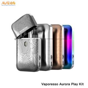 원래 Vaporesso 오로라 재생 키트 650mAh 내장 배터리 2ml를 Vaporesso 오로라 하나 Vape 키트 포드 모두 재생