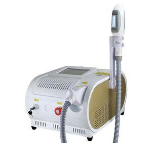 قادم جديد!!! OPT SHR IPL معدات صالون الليزر العناية بالبشرة تبييض RF آلة إزالة الشعر الجمال Elight تجديد الجلد