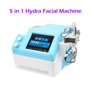 Hydra acqua faical hydradermabrasion idro peeling ringiovanimento della pelle anti invecchiamento scrubber pelle a spruzzo di ossigeno mitragliatrice bellezza