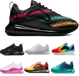 72c Running Shoes Triplo Preto MultiColour Volt Cinza frio jovem Rei de O 72o orgulho Drip Seja verdadeiros Shoes Mens Mulheres Sneakers size36-45