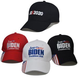 Joe Biden Baseball-Mütze 8 Styles amerikanische Wahl Baseball Kappen Einstellbare Außen Brief Stickerei Präsident 2020 Biden Caps BH3791 TQQ