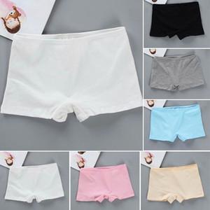 1pc Underwear Crianças Cotton Panties Roupa Interior Criança Briefs Esporte Calcinhas 8-15T