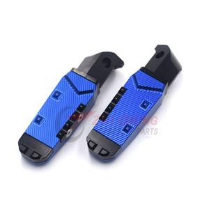 Repose-pieds CNC arrière Repose-Pieds Repose pédales pour Yamaha MT-10 MT-03 FZ-10 2016-2017 MT-07 FZ-07 2014-2016 YZF R1 R6 R1 R3 R25 R15