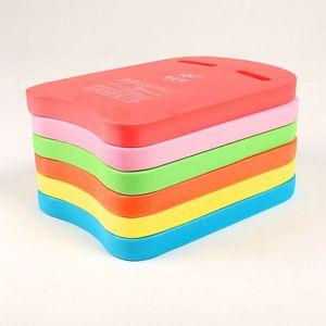 Bambini Tipo U Tavola da bagno Summer Beach Fashion Kickboards Piastra galleggiante colore puro Antiusura portatile Vendita calda 8 5ryI1