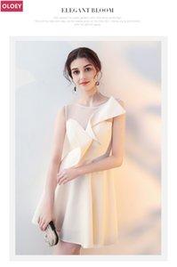 kadın Gelinlik Modelleri. moda elbise, oloey marka 016 Y200109