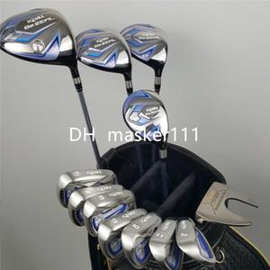 Women's golf clubs HONMA BEZEAL 525 Golf Irons Club Graphite Golf Club L Bending and bag Free Shipping