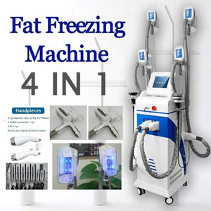 2020 Sıcak zayıflama makinesi Zeltiq Cryolipolysis Liposuction 4 Kol Freeze Cryolipolysis Lipo Cryo Kriyoterapi Yağ Donma Makinası