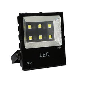 Proyector impermeable IP66 COB LED de luz de inundación de 100W 150W 200W 300W LED proyector Refletor LED para la iluminación de jardín al aire libre